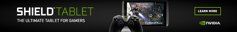 Nvidia SHIELD Tablet KATEGORI