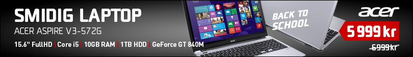 Back To School 2014, 2 - Acer V3-572G