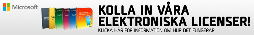 Elektroniska licenser