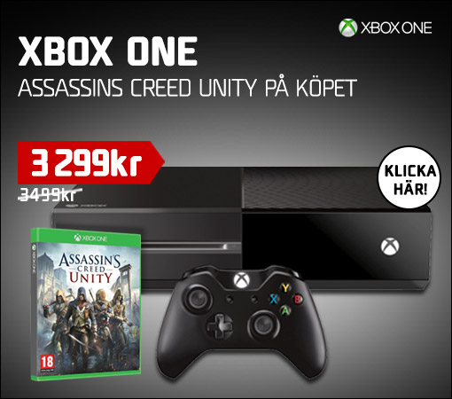 Microsoft xbox one assassins creed