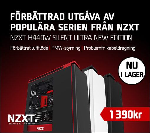NZXT H440 New Edition Release
