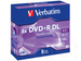 DVD+R Verbatim 8X Double Layer 5p