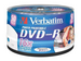 DVD-R Verbatim 4.7GB 16X 50p, Printable