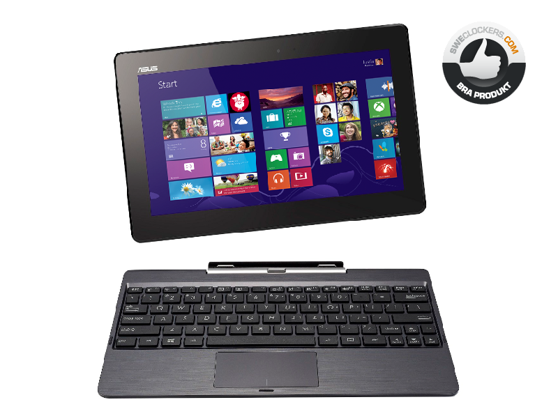 ASUS Transformer Book T100 - 64GB SSD och Microsoft Office H&S T100TA