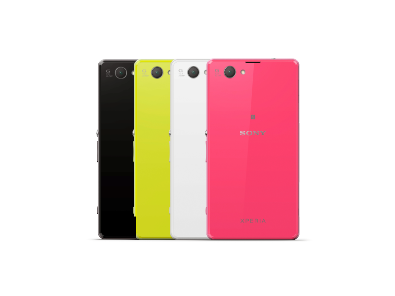 Sony Xperia Z1 Compact Lime 1279-5334Xperia Z1 Compact Lime
