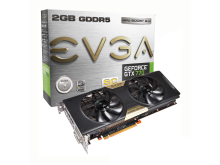 EVGA GeForce GTX 770 2GB SC ACX + Borderlands -The Pre-Sequel (värde 399 kr) 02G-P4-2774-KR
