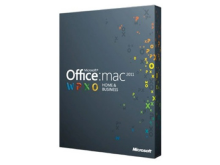Office for Mac Home and Business 2011 Nordisk Multipack W9F-00019